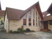 Vue de l'église d'Alteckendorf
