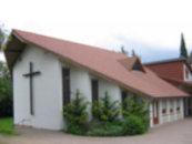 Vue de l'église du Geisberg