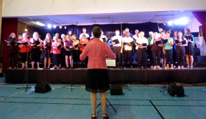 La chorale Geisberg-Wissembourg
